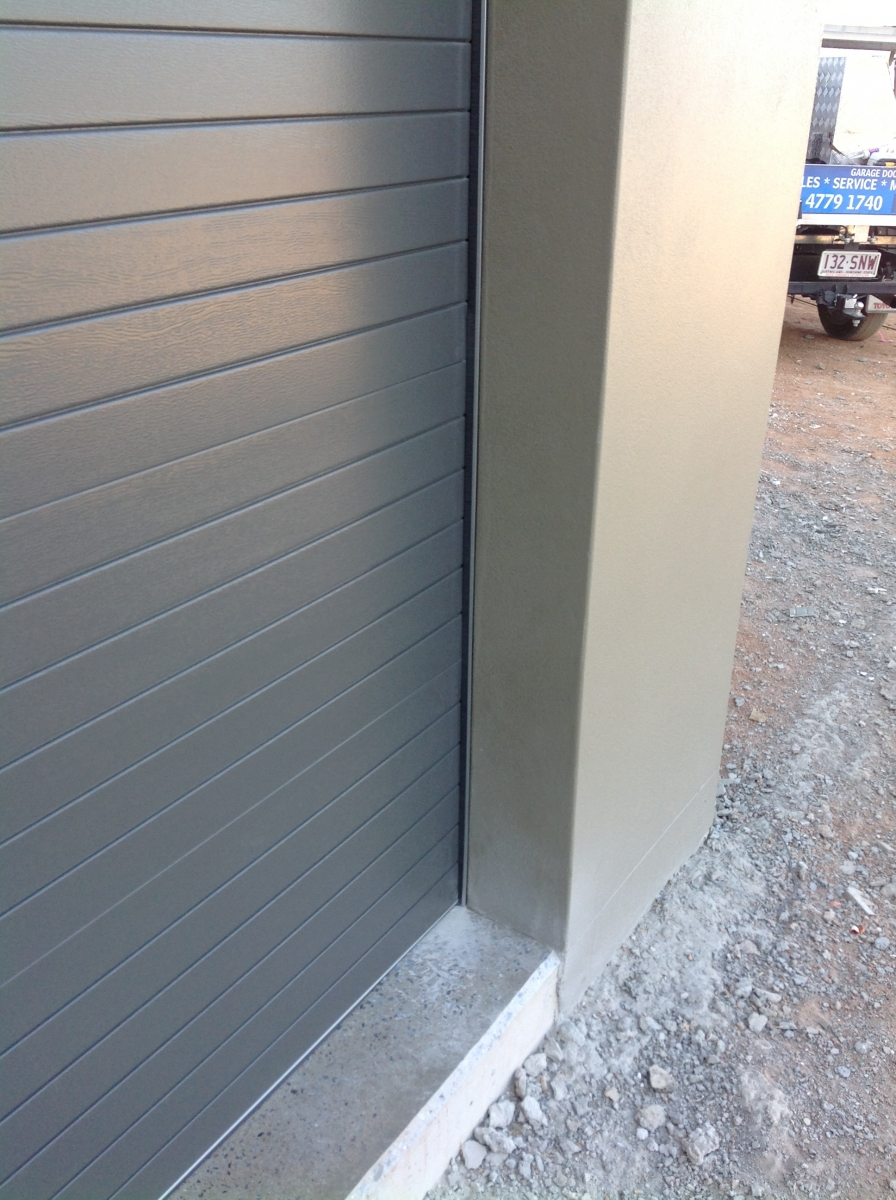 BnD Roller Garage Door