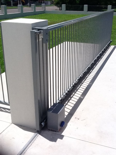 Domestic Sliding Gate
